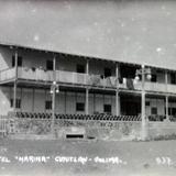 Hotel Marina de Cuyutlan Colima.