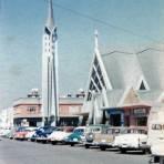 Una Iglesia Ciudad de México ( 1957 ).