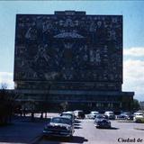 Ciudad Universitaria Ciudad de México ( 1957 ).