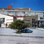 Un estacionamiento Ciudad de México ( 1957 ).