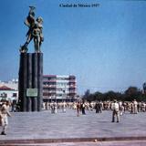 Soldados Ciudad de México ( 1957 ).