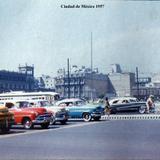 El Zocalo Ciudad de México 1957.