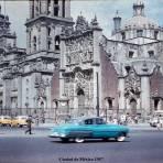 La Catedral Ciudad de México 1957.