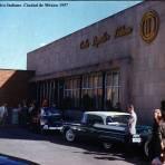 Centro Deportivo Italiano Ciudad de México 1957.