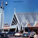 Una Iglesia Ciudad de México 1957.