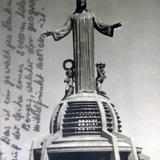 El monumento a Cristo Rey en el cerro del Cubilete.