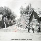 El pueblo de Ayotla Edo. de México por el Fotógrafo Abel Briquet