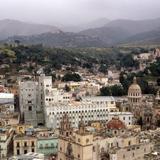 Vista panorámica de Guanajuato (1966)