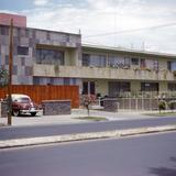 Moderna residencia en Guadalajara (1954)