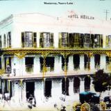Hotel Hidalgo Monterrey, Nuevo León.