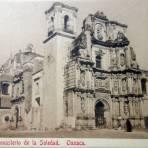 Iglesia del Monasterio de La Soledad.