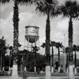 Planta de agua y Luz ( Circulada el 15 de Agosto de 1956 )