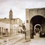 Calle Principal ( Circulada el 7 de Enero de 1934 )