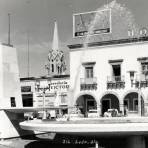 Fuente y plaza