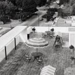 Terraza del Hotel del Parque