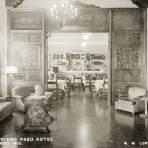 Lobby del Motel del Paso