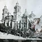 La Catedral por el Fotógrafo Abel Briquet.
