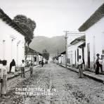 Calle Santa Lucia.