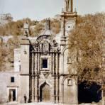 El Templo de San Juan de Rayas.
