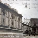 Escuela de Artes y oficios.