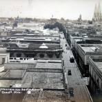 Vista Panoramica. ( Circulada el 11 de Noviembre de 1928 ).