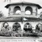El Kiosko Parque Lazaro Cardenas.