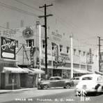 Calles de Tijuana