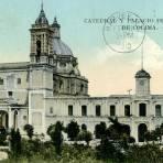 Catedral y Palacio del Estado