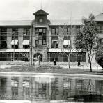 Estación Colonia del ferrocarril
