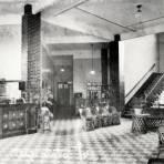 Interior del Hotel Mante