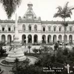 Plaza y Palacio Municipal de Córdoba