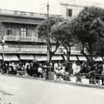 Plaza Principal y Hotel Diligencias