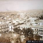 Vista Panoramica por el Fotógrafo Fernando Kososky ( Circulada el 28 de Julio de 1910)