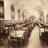 Interior del Café de Tacuba