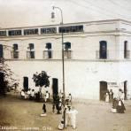Gran Hotel Central ( Circulada el 8 de Enero de 1909 ).