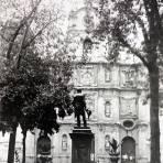 La Catedral y La Alameda de Leon.