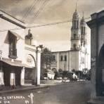 Portales y Catedral.
