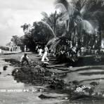 Isla de La Piedra ( Circulada el 11 de Septiembre de 1942 ).