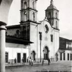 Iglesia del corazon de Jesus.