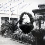 El Zocalo ( Circulada el 17 de Noviembre de 1949 ).