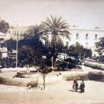 La Plaza de Armas. ( Circulada el 5 de Enero de 1911 ).
