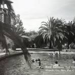 Hotel Balneario La Caldera.