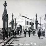 Puente del Coecillo.