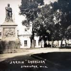 Jardin Zaragoza.