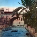 Puente Colon. ( Circulada el 17 de Mayo de 1945 ).