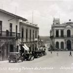 Hotel Mexico y Palacio de Justicia  Xalapa Veracruz