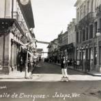 Calle de Enrriquez,