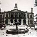 PALACIO MUNICIPAL DE VILLAHERMOSA, TAB.