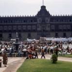 El Zocalo Ciudad de México.