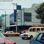 Boliche Insurgentes Ciudad de México 1977
